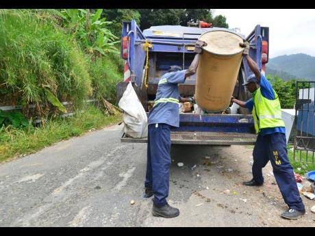 Garbage collectors happy to aid COVID fight